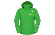 The North Face Men's Steif Jacket flashlight green